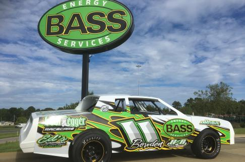 Travis Bowden Race Car
