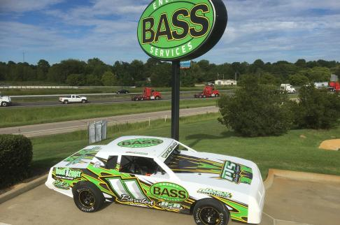 Travis Bowden Race Car 2