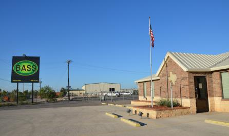 Odessa Texas Bass Energy Service Location